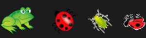 ladybug chase elements